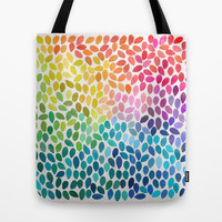 Rain 11 Tote Bag by Garima Dhawan