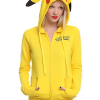 Pokemon I Am Pikachu Girls Hoodie | Hot Topic