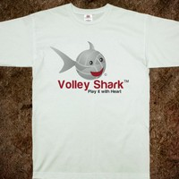 Volley Shark volleyball team jersey
