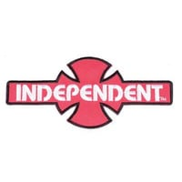Independent Trucks OGBC  Bar & Cross Patch