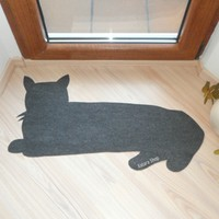 Supermarket: Cat rug from Xatara