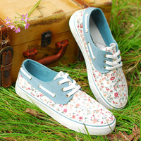 Canvas shoes -DS-DM