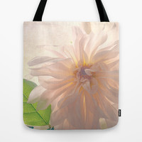 Buy Her Flowers Tote Bag by RDelean