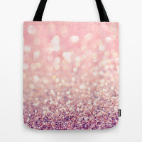 Blush Tote Bag by Lisa Argyropoulos