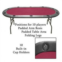 Trademark Global Texas Hold&#x27;em Framed Poker Mirror - Dead Money - TXH1500 - All Wall Art - Wall Art &amp; Coverings - Decor