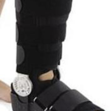 Medical Boot for a foot fracture or broken ankle.