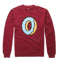 ODD FUTURE Single Donut Crew Fleece at PacSun.com