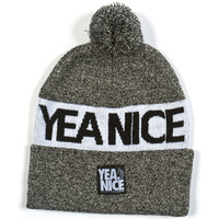 Pom Beanie | Yea.Nice - It's A Brand.