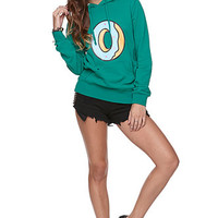 ODD FUTURE Single Donut Hoodie at PacSun.com