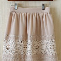 Afternoon Tea Skirt