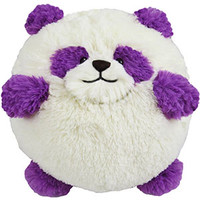 Mini Squishable Purple Panda: An Adorable Fuzzy Plush to Snurfle and Squeeze!