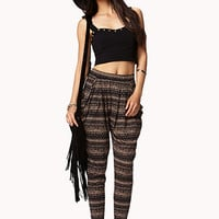 Tribal Print Harem Pants | FOREVER 21 - 2046932501