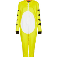 Tiger Novelty Onesuit - Topshop USA