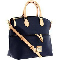 Dooney  Bourke Pocket Satchel, Cork