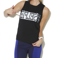 Hashtag Selfie Mirror Tank | Shop Tops at Wet Seal
