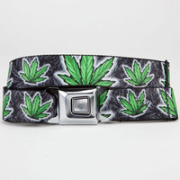 BUCLKE-DOWN Marijuana Haze Buckle Belt