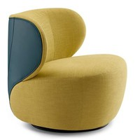 Walter Knoll Boa Armchair - Style # 270-10x, Modern Armchairs | Contemporary Arm Chairs | SwitchModern