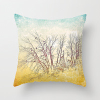 Throw Pillows by GaleStorm Artworks