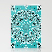 Retrospect Stationery Cards by Lisa Argyropoulos | Society6
