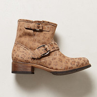 Sun-Soaked Leopard Boots