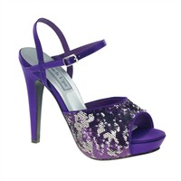 Purple Prom Shoes | Purple Homecoming Shoes | Prom Dresses | GownGarden.com