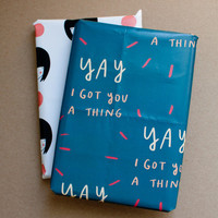 I Got You a Thing - Gift Wrap