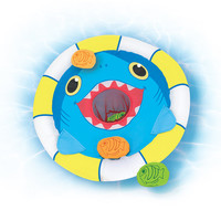 Melissa & Doug Spark Shark Floating Target Pool Game—Buy Now!