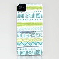 zig zagg iPhone Case by Taylor St. Claire | Society6