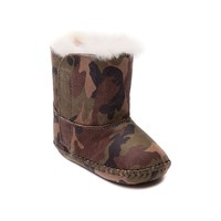 Crib UGG® Caden Camo Boot, Olive, at Journeys Shoes