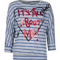 Amazon.com: FULL TILT It's All About Me Girls Tee: Clothing