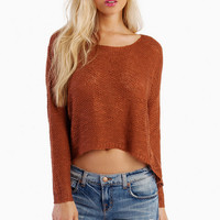 Round the Neck Sweater $42