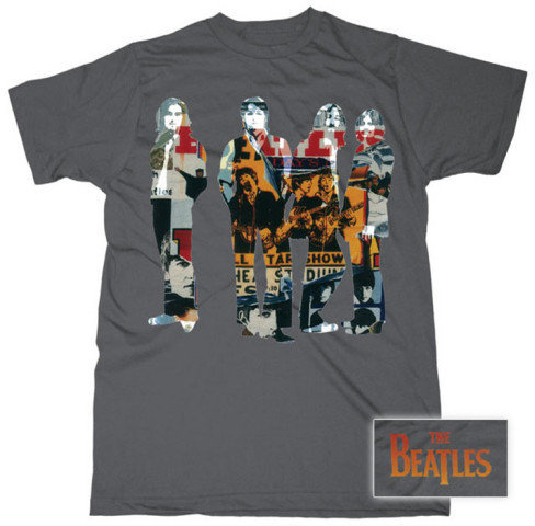 The Beatles - Graffiti T-Shirt at AllPosters.com
