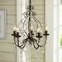 Paige Crystal Chandelier