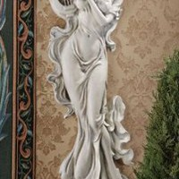 Wall Art | Musical Muse Wall Sculpture