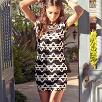 Tribal Bodycon Dress | FOREVER21 - 2008585385