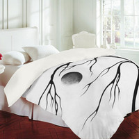 DENY Designs Home Accessories | Madart Inc. Modern Dance Moon Song Duvet Cover