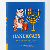Urban Outfitters - Hannukcats And Other Traditional Jewish Songs For Cats By Laurie Loughlin