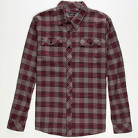 AKRUX Shift Mens Flannel Shirt