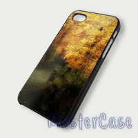 Autumn Leaves - Hard Plastic,Covers Phone,Custom IPhone 5,IPhone 4,Samsung Galaxy S3,S4,Blackberry,HTC One -AA238-7