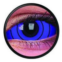 ColourVue Purple Scleral Full Eye Coloured Contacts (Colossus)