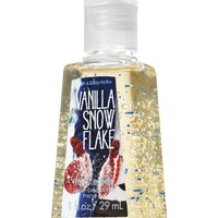 Vanilla Snowflake PocketBac Sanitizing Hand Gel   - Anti-Bacterial - Bath & Body Works