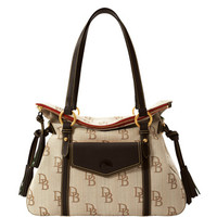 Dooney & Bourke Florentine Jacquard The Smith Bag