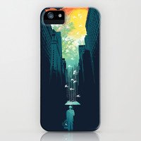 I Want My Blue Sky iPhone & iPod Case by Budi Satria Kwan