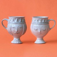 Jonathan Adler Utopia Lord/lady Mug in All Tabletop