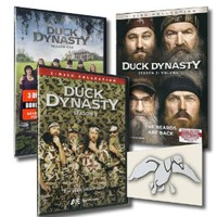 DUCK DYNASTY DVD TRILOGY Pack Seasons 1, 2 & 3 ~ 7 Disc DVD Collection 2013 NEW (2013)