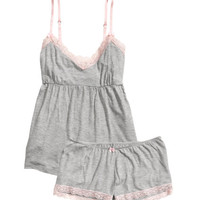 Pajama Set - from H&M