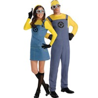 Minion Couples Costumes
