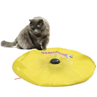 The Cat's Phantom Mouse Teaser - Hammacher Schlemmer