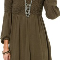 ANGIE RAE SWEATER DRESS