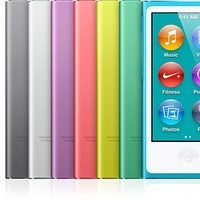 iPod nano - Buy iPod nano with Free Shipping  - Apple Store  (U.S.)